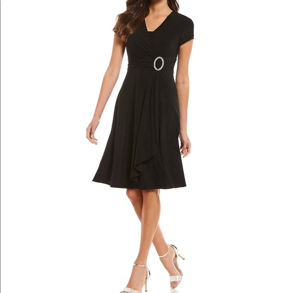 R M Richards Dresses Conservative Little Black Dress Poshmark